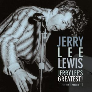 JERRY LEE LEWIS – Jerry Lee's Greatest!