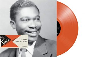BB KING – Sweet Little Angel (Color)