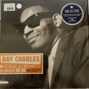RAY CHARLES – I Got A Woman (Color)