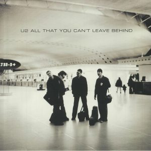 U2 – All That You Can't Leave Behind