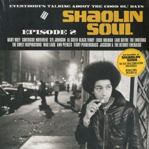 VARIOS – Shaolin Soul (Vol. 2)