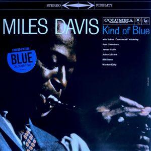 MILES DAVIS – Kind Of Blue (edición azul)